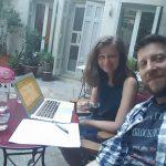 Michaela und Chiotis
