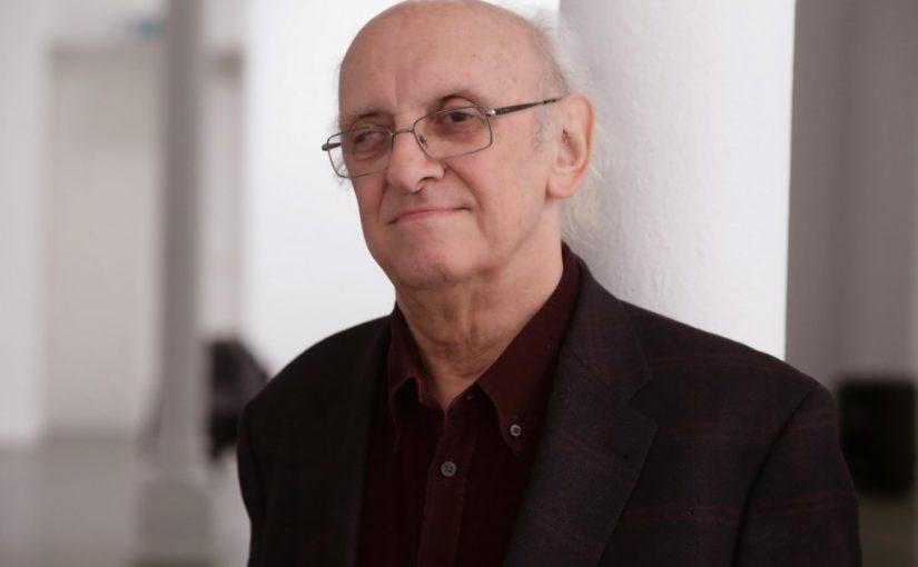 Petros Markaris, (c)Gerald Zoern