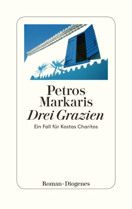 Buchumschlag Petros Markaris Drei Grazien