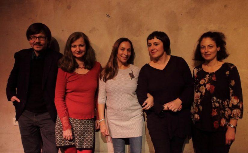Alexander Filyuta, Michaela Prinzinger, Lily Michaelidou, Caca Savic, Katharina Deloglou
